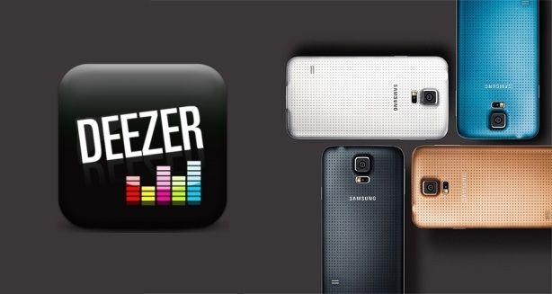 Usuarios de Samsung Galaxy S5 tendrán 6 meses gratis de Deezer Premium
