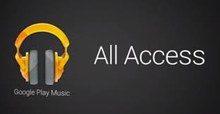 Play Music All Access