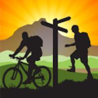 ViewRanger GPS, Rutas y Mapas