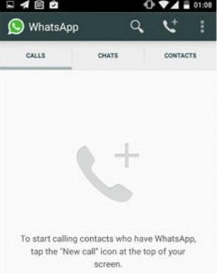 Las llamadas de voz de WhatsApp ya se activan de forma automática