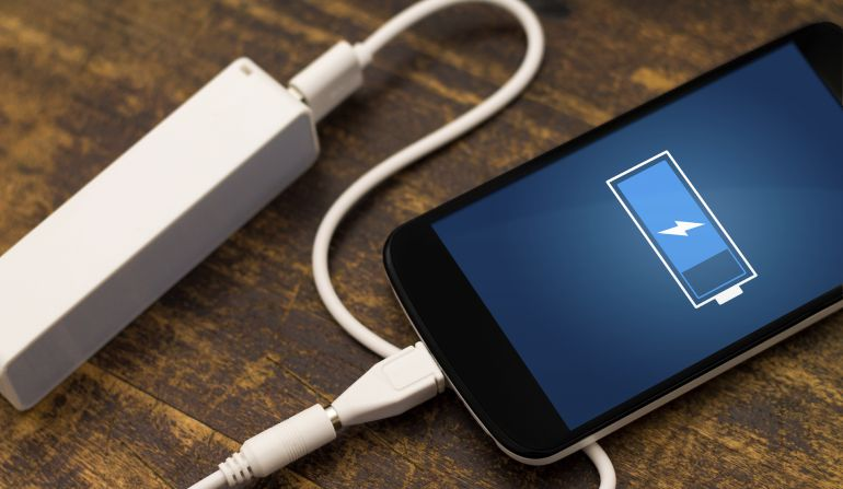 Los celulares Android con mejor batería