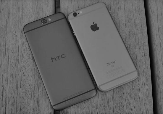 3 smartphones de gama media con estética similar al iPhone